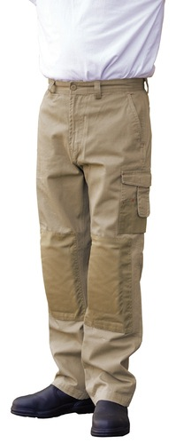 Dura Wear Work Pants With Knee Pad Pocket