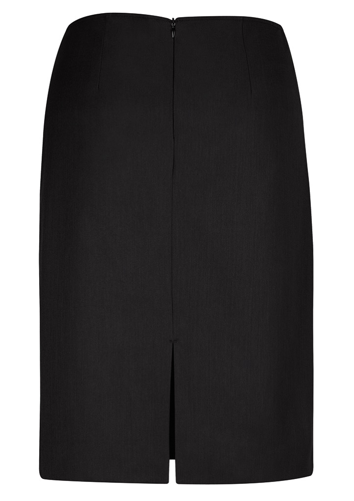 Ladies Bandless Lined Skirt