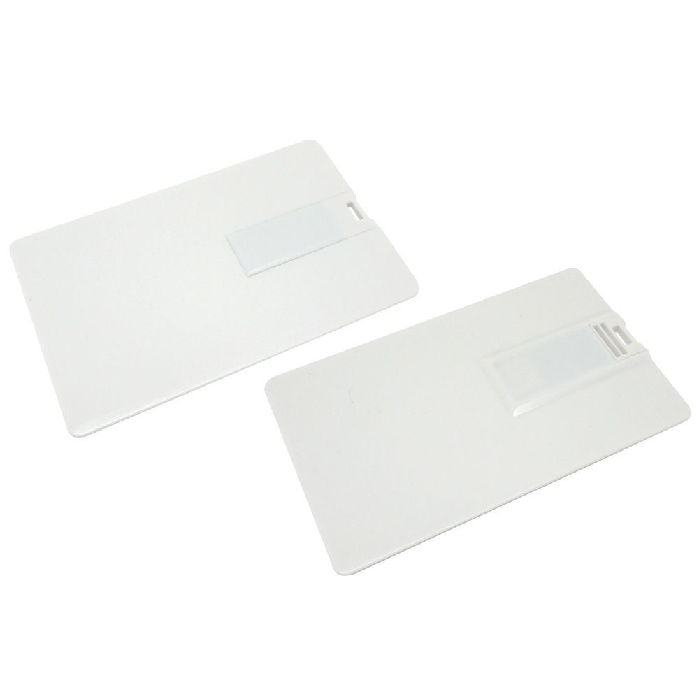 Superslim Credit Card 8G White