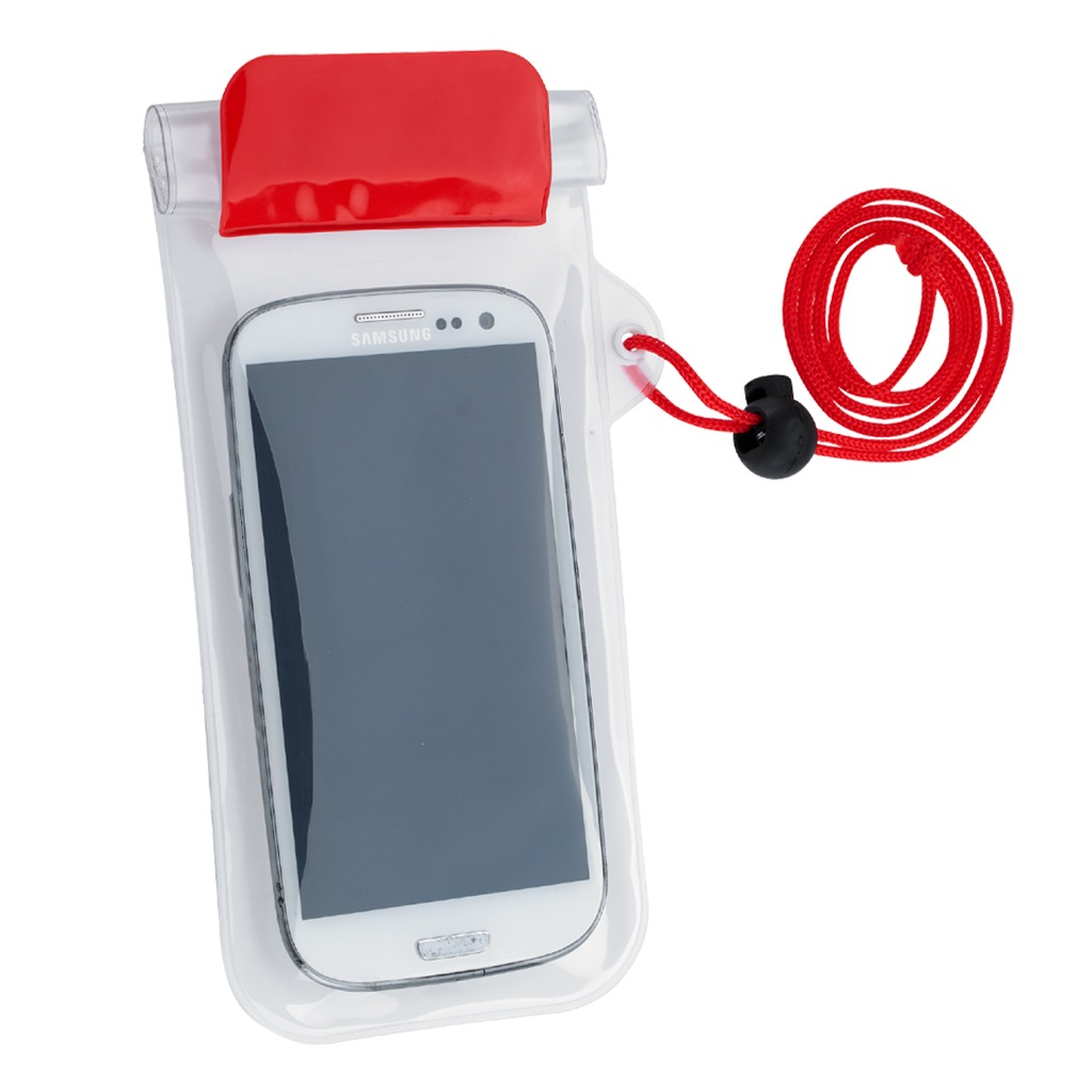 Waterproof Phone Pouch With Cord