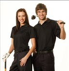 Ladies Breathable Bamboo Charcoal Polo