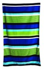 Bright Stripe Beach Towel