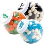 Corporate Colour Jelly Beans In Containers