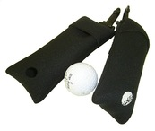 Golf Ball Holder with Dogclip