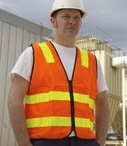 Hi-Vis Reflective Vic Roads Vest