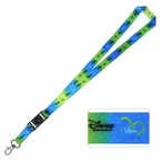 Sublimation Lanyard