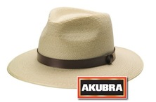 Balmoral Hemp Straw Hat