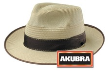 Capricorn Synthetic Straw Hat