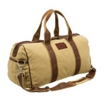 Stylish Canvas Duffle Bag