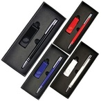 USB Rotate and Pen Gift Set