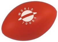 Stress Rugby Ball - Two Tone ColourStress Rugby Ball - Solid Colour
