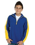 Kids Contrast Polar Fleece