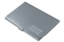 Dublin Aluminium Card Holder