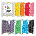 Corporate Colour Choc Buttons  in Pillow Pack