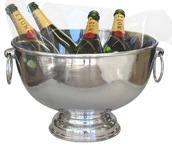 Large Round Champagne Tub