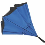 48 inch Auto Close Inversion Umbrella