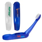 Folding Travel Tooth Brush