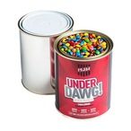 Paint Tin Filled with Mini M&Ms 1KG
