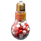 Light Bulb with Chewy Fruit 100G