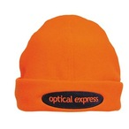 Luminescent Safety Beanie Micro Fleece