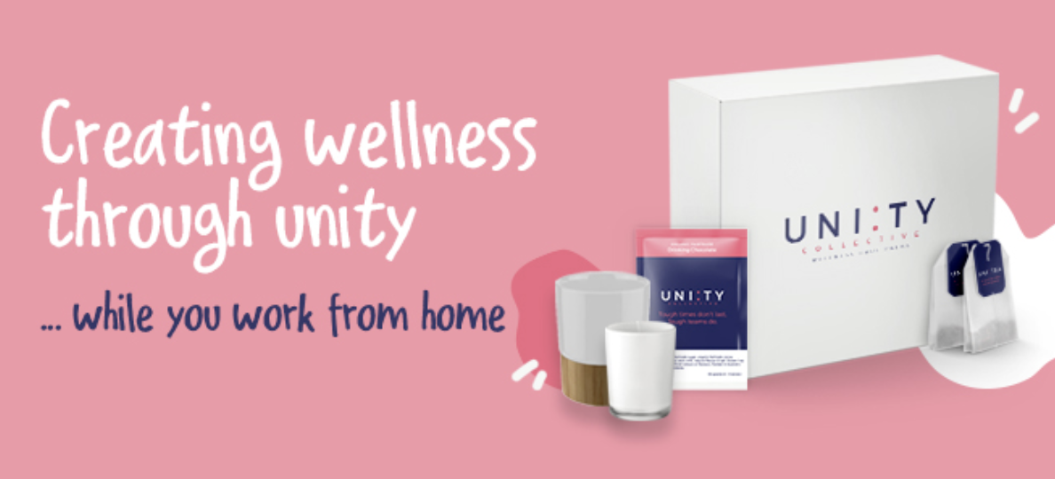 Work From Home Employee Wellness Care Packs